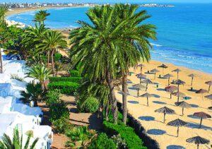 Tunézia nyaralás